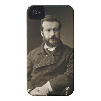 「Galerie ConteからのFelix Bracquemond (1833-1914年)、 Case-Mate iPhone 4 ケース
