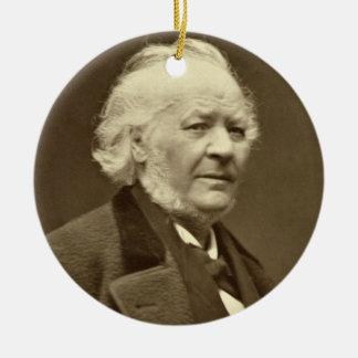 「Galerie ContemporaからのHonore Daumier (1808-79年)、 セラミックオーナメント