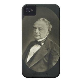 「Galerie ContemporaiからのアイザックPereire (1806-80年)、 Case-Mate iPhone 4 ケース