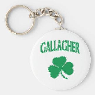 Gallagherのアイルランド語 キーホルダー