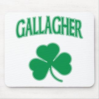 Gallagherのアイルランド語 マウスパッド