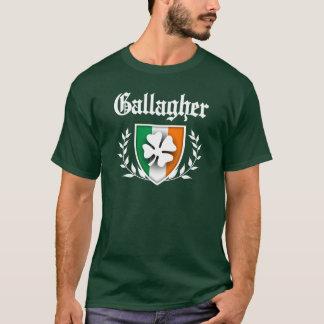 Gallagherのシャムロックの頂上 Tシャツ