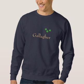 Gallagherの名前をカスタムするのTシャツ スウェットシャツ