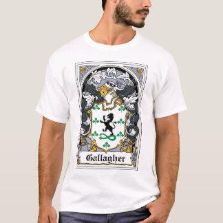 Gallagherの家紋 Tシャツ