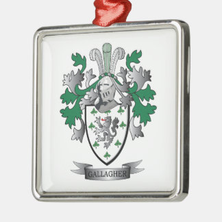 Gallagherの紋章付き外衣 メタルオーナメント