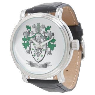Gallagherの紋章付き外衣 腕時計