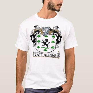 Gallagherの紋章付き外衣 Tシャツ
