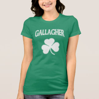 Gallagher家族の伝統のアイルランド語 Tシャツ