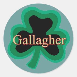 Gallagher家族 ラウンドシール