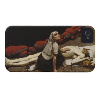 Gallen-KallelaのLemminkäinenの母iPhoneの場合 Case-Mate iPhone 4 ケース