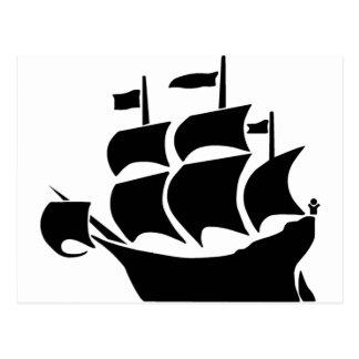 Galleon ポストカード