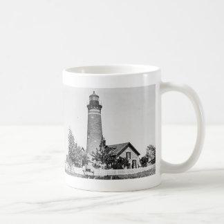 Gallooの島の灯台 コーヒーマグカップ