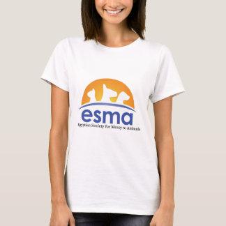 GalsのためのESMA Tシャツ