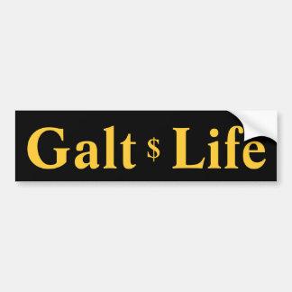 Galtの生命バンパーステッカー バンパーステッカー