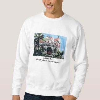 GALVESTON - 1876年のFrederick Beissnerの家 スウェットシャツ
