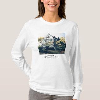 GALVESTON -1887 Reymershofferの家 Tシャツ