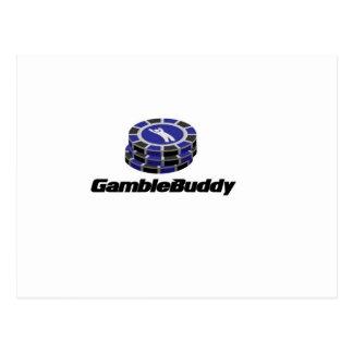 GambleBuddy.com ポストカード