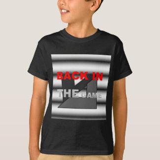 GAMEa.jpgのロゴの背部 Tシャツ