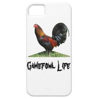 Gamefowlの人生のiPhone 5の場合 iPhone SE/5/5s ケース