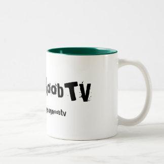 GamingNoobTV -ツートーンマグ ツートーンマグカップ