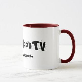 GamingNoobTV -信号器のマグ マグカップ