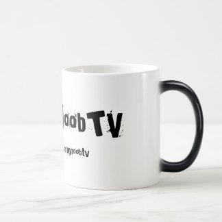 GamingNoobTV -変形させるマグの黒か白 モーフィングマグカップ