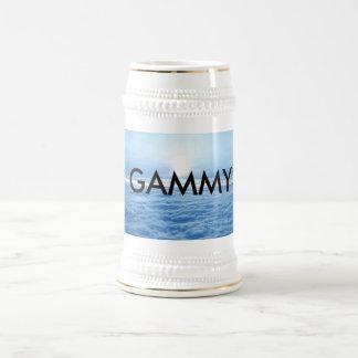 Gammyコーヒー・マグ2は祖母のティーカップにある調子を与えました ビールジョッキ