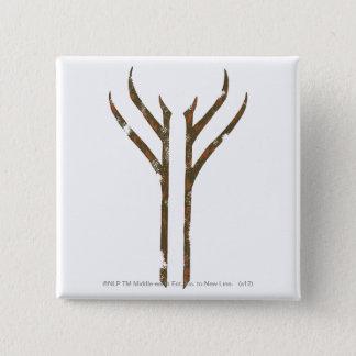 GandalfのRune 5.1cm 正方形バッジ