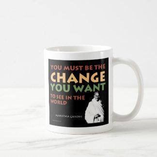 Gandhiのマグ コーヒーマグカップ