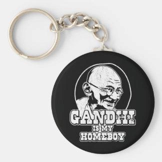 Gandhiは私の同郷人です キーホルダー