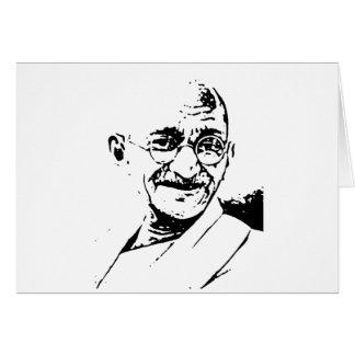 Gandhi カード