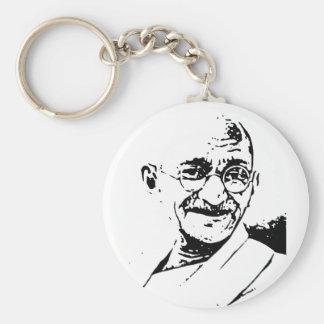Gandhi キーホルダー