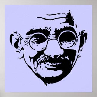Gandhi ポスター