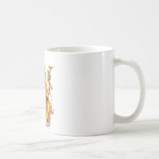 GANESHのオーラ コーヒーマグカップ