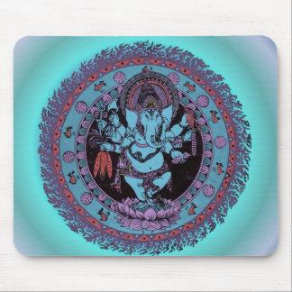 Ganeshのダンサー マウスパッド