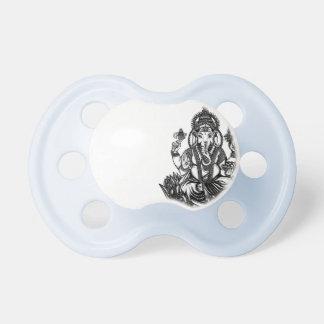 Ganeshの絵 おしゃぶり