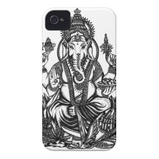 Ganeshの絵 Case-Mate iPhone 4 ケース