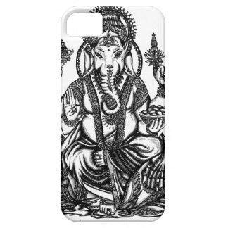 Ganeshの絵 iPhone SE/5/5s ケース