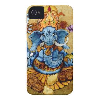 GaneshのiPhoneのやっとそこに場合 Case-Mate iPhone 4 ケース