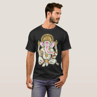 GaneshメンズTシャツ Tシャツ