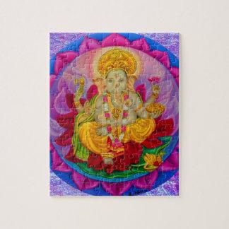Ganesh ジグソーパズル