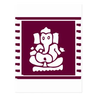 Ganesh ポストカード