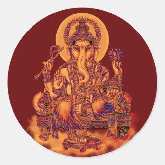 Ganesh -障害の除去剤 ラウンドシール