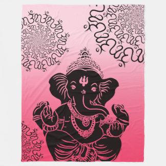 Ganesh Blanket フリースブランケット