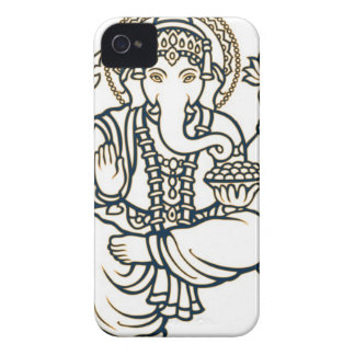 """Ganesh "" Case-Mate iPhone 4 ケース"