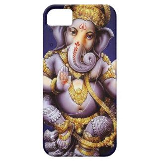 Ganesh Ganeshaヒンズー教のインドのアジアゾウの神 iPhone SE/5/5s ケース