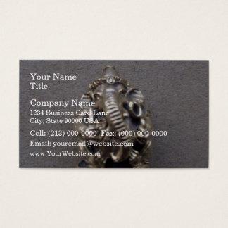 Ganesh Statue主 名刺