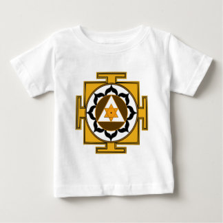 Ganesh Yantra ベビーTシャツ