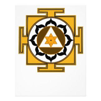 Ganesh Yantra レターヘッド