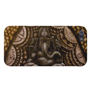 Ganeshaのデザイン iPhone 5 ケース